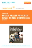 cover image - Muller and Kirk's Small Animal Dermatology - Elsevier eBook on VitalSource (Retail Access Card),7th Edition