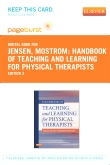 Handbook of Teaching and Learning for Physical Therapists - Elsevier eBook on VitalSource (Retail Access Card), 3rd Edition