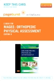 cover image - Orthopedic Physical Assessment - Elsevier eBook on VitalSource (Retail Access Card),6th Edition