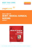 cover image - Medical-Surgical Nursing - Elsevier eBook on VitalSource (Retail Access Card),2nd Edition