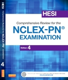 HESI Comprehensive Review for the NCLEX-PN Examination, 4th Edition