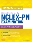 cover image - HESI/Saunders Online Review for the NCLEX-PN Examination (1 Year)