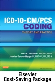 ICD-10-CM/PCS Coding: Theory and Practice - Elsevier eBook on VitalSource (Retail Access Card)