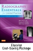 cover image - Radiography Essentials for Limited Practice - Text and Workbook Package,4th Edition
