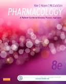 cover image - Pharmacology,8th Edition