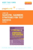cover image - Saunders Strategies for Test Success - Pageburst E-Book on VitalSource + Evolve Access (Retail Access Cards),2nd Edition