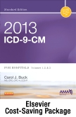 cover image - 2013 ICD-9-CM for Hospitals, Volumes 1, 2 & 3 Standard Edition with 2013 HCPCS Level II Standard and CPT 2013 Standard Edition Package