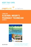 cover image - Mosby's Pharmacy Technician - Elsevier eBook on VitalSource (Retail Access Card),4th Edition