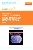 Basic Immunology Updated Edition - Elsevier eBook on VitalSource (Retail Access Card), 3rd Edition
