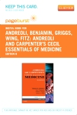Andreoli and Carpenter's Cecil Essentials of Medicine - Pageburst E-Book on VitalSource (Retail Access Card), 8th Edition
