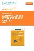 cover image - Elsevier's Integrated Review Genetics - Elsevier eBook on VitalSource (Retail Access Card),2nd Edition