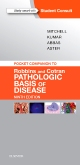 cover image - Pocket Companion to Robbins & Cotran Pathologic Basis of Disease,9th Edition