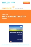 cover image - E/M Auditing Step - Elsevier eBook on VitalSource (Retail Access Card),3rd Edition