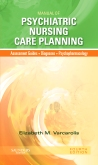 cover image - Manual of Psychiatric Nursing Care Planning - Elsevier eBook on Intel Education Study,4th Edition