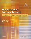 cover image - Understanding Nursing Research - Elsevier eBook on Intel Education Study,5th Edition