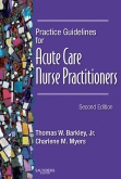 Practice Guidelines for Acute Care Nurse Practitioners - Elsevier eBook on Intel Education Study, 2nd Edition