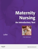 cover image - Maternity Nursing - Elsevier eBook on Intel Education Study,11th Edition
