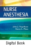 Nurse Anesthesia - Elsevier eBook on Intel Education Study, 4th Edition