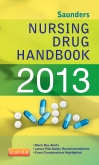 Saunders Nursing Drug Handbook 2013 - Elsevier eBook on Intel Education Study