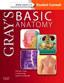 cover image - Evolve Resources for Gray's Basic Anatomy