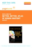 cover image - Atlas of Human Anatomy - Elsevier eBook on VitalSource (Retail Access Card),5th Edition