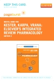cover image - Elsevier's Integrated Review Pharmacology - Elsevier eBook on VitalSource (Retail Access Card),2nd Edition