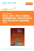 Epidemiology, Biostatistics and Preventive Medicine - Elsevier eBook on VitalSource (Retail Access Card), 3rd Edition