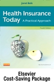 cover image - Health Insurance Today - Text, Workbook, and Medisoft Version 16 Demo CD Package,4th Edition