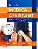 cover image - Evolve Resources for Kinn's The Medical Assistant,12th Edition