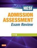 Admission Assessment Exam Review - Elsevier eBook on Intel Education Study, 3rd Edition