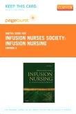 cover image - Infusion Nursing - Elsevier eBook on VitalSource (Retail Access Card),3rd Edition