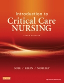 cover image - Introduction to Critical Care Nursing - Elsevier eBook on Intel Education Study,6th Edition