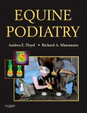 cover image - Equine Podiatry - Elsevier eBook on VitalSource
