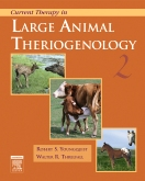 cover image - Current Therapy in Large Animal Theriogenology - Elsevier eBook on VitalSource,2nd Edition