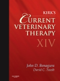 Kirk's Current Veterinary Therapy XIV - Elsevier eBook on VitalSource, 14th Edition