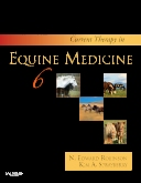 cover image - Current Therapy in Equine Medicine - Elsevier eBook on VitalSource,6th Edition