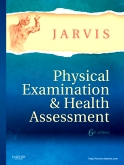 cover image - Physical Examination and Health Assessment - Elsevier eBook on VitalSource,6th Edition