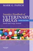 cover image - Saunders Handbook of Veterinary Drugs - Elsevier eBook on VitalSource,3rd Edition