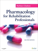 cover image - Pharmacology for Rehabilitation Professionals - Elsevier eBook on VitalSource,2nd Edition