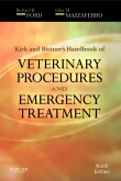 cover image - Kirk & Bistner's Handbook of Veterinary Procedures and Emergency Treatment - Elsevier eBook on VitalSource,9th Edition