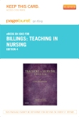 Teaching in Nursing - Elsevier eBook on Intel Education Study (Retail Access Card), 4th Edition