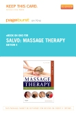 cover image - Massage Therapy - Elsevier eBook on Intel Education Study (Retail Access Card),4th Edition