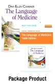 Medical Terminology Online for The Language of Medicine (Access Code and Textbook Package), 10th Edition