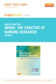 The Practice of Nursing Research - Elsevier eBook on Intel Education Study (Retail Access Card), 7th Edition