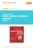 Medical-Surgical Nursing - Elsevier eBook on Intel Education Study (Retail Access Card), 2nd Edition