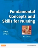 Fundamental Concepts and Skills for Nursing - Elsevier eBook on Vitalsource, 4th Edition