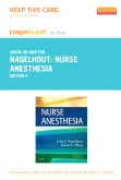 cover image - Nurse Anesthesia - Elsevier eBook on Intel Education Study (Retail Access Card),4th Edition