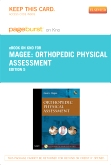 Orthopedic Physical Assessment- E-Book on Kno (Retail Access Card), 5th Edition