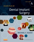 cover image - Color Atlas of Dental Implant Surgery,4th Edition