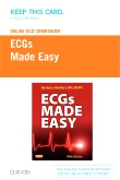 cover image - Online ECG Companion for ECGs Made Easy,5th Edition